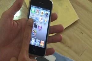 cảm quang iphone cũ