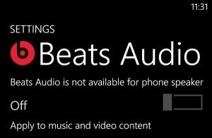 beat audio