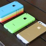 iPhone 5C -ip 5s