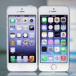 iphone 5 và iphone 5s