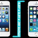 iphone 5s và iphone 5