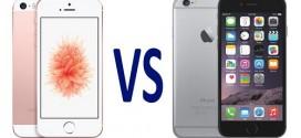 Tư vấn nên mua iPhone SE hay iPhone 6