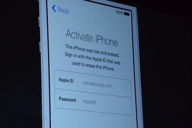 iPhone mất tài khoản iCloud làm thế nào lấy lại đươc?