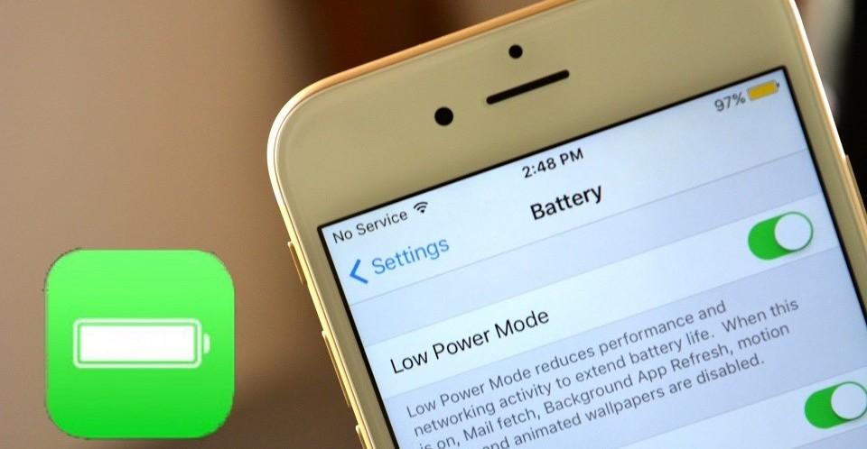 Bạn đã sai khi tiết kiệm pin trên iPhone như thế này!