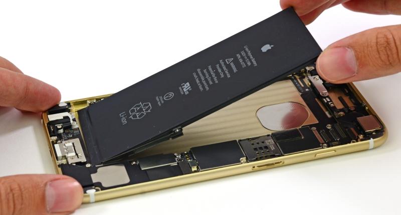 2 lưu ý khi thay pin iPhone cũ để tránh hàng lô và bị hét giá