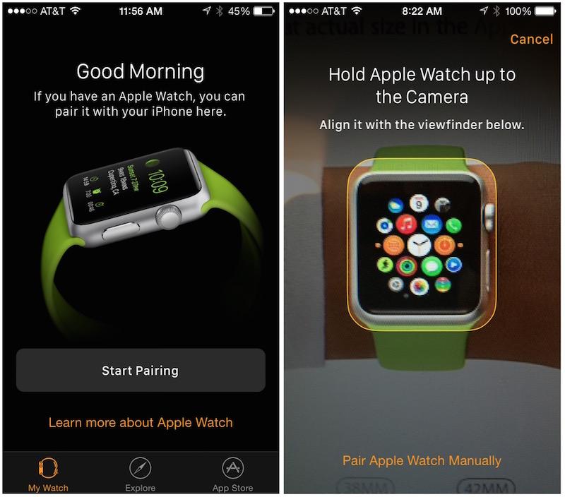 Làm sao để kết nối Apple Watch với iPhone hay iPad
