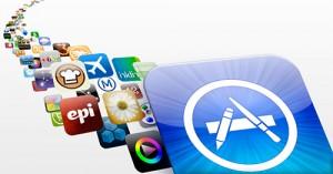 ứng dụng trên iphone