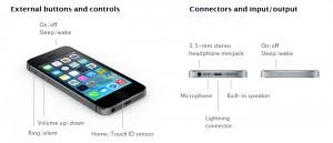 cấu hình iphone 5