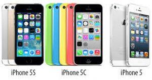 iphone 5-5s-5c