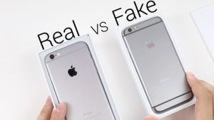 iphone 6 real-fake