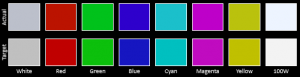 iphone lệch màu