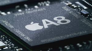 Chip a8 trên iPhone 6.1