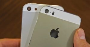 Apple-iphone-5 lock