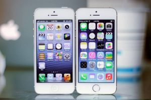 iphone 5 va iphone 5s