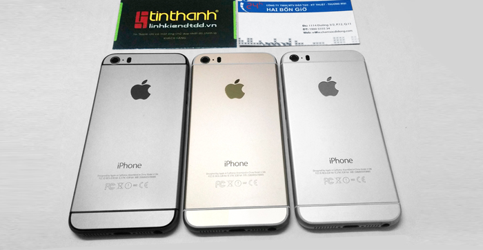 thay vo iphone 5,5s thanh iphone 6,6 plus zin chinh hang
