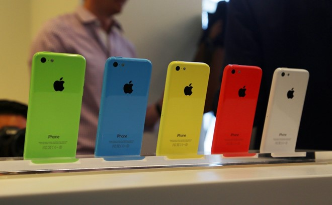 iPhone 5C cũ