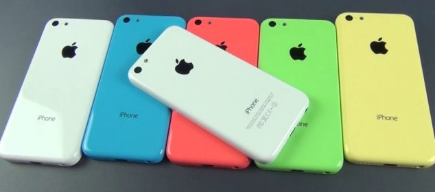 iphone 5c cu gia re