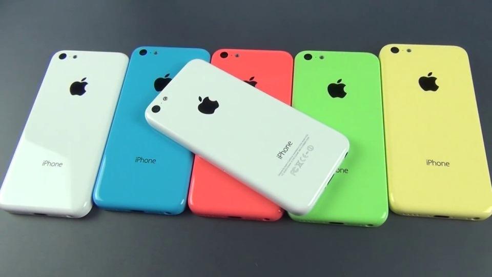 iphone 5c cu gia re