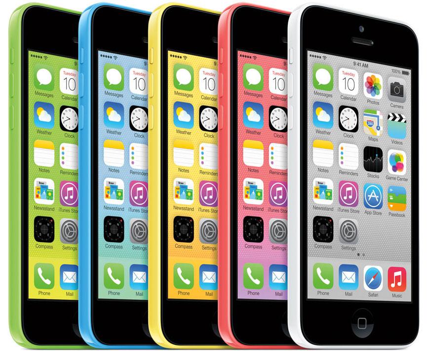 iphone 5c cu