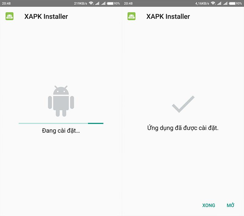 Cách cài đặt file xapk trên Android cực dễ chỉ với 4 bước đơn giản hình 4