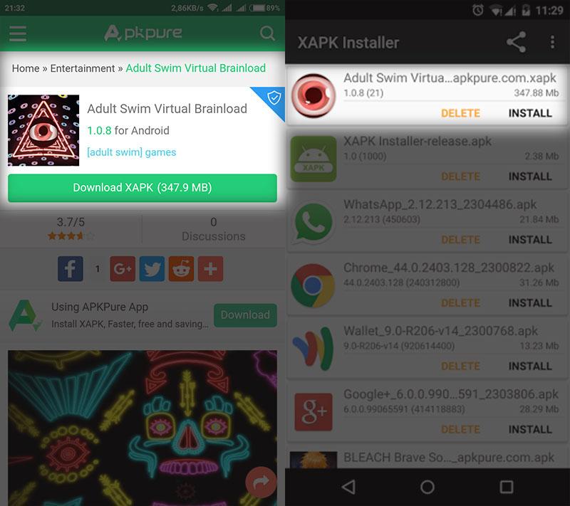 Cách cài đặt file xapk trên Android cực dễ chỉ với 4 bước đơn giản hình 5