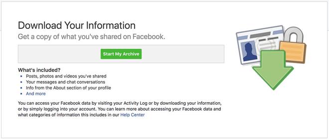 Cách xóa tài khoản Facebook vĩnh viễn hình 2