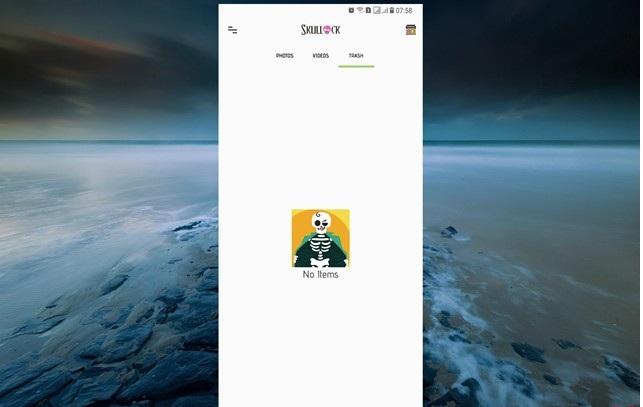 Lưu ảnh và video riêng tư trên Android với thư mục bảo mật Skullock hình 10