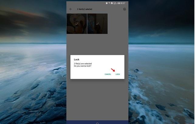 Lưu ảnh và video riêng tư trên Android với thư mục bảo mật Skullock hình 13