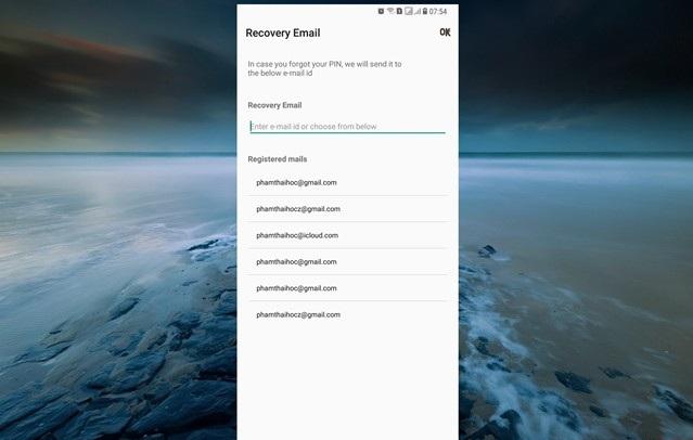 Lưu ảnh và video riêng tư trên Android với thư mục bảo mật Skullock hình 7