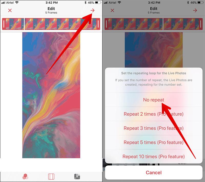 Hướng dẫn sử dụng hình nền của iPhone X cho các dòng iPhone khác hình 3