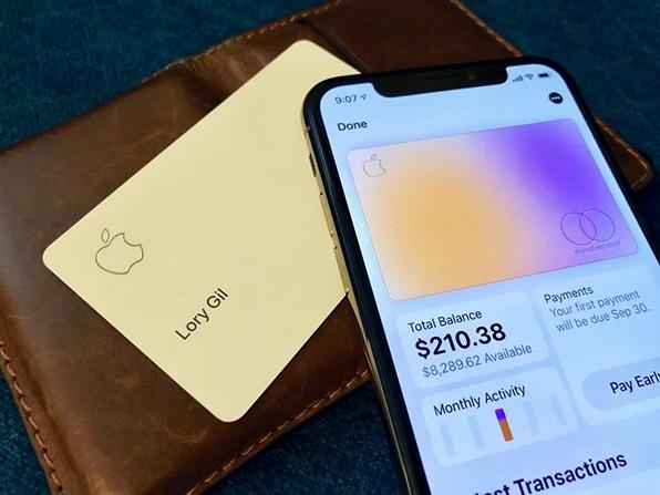 Apple Card và ứng dụng