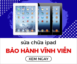 Sửa chữa bảo hành IPad – iPhone Vĩnh Viễn