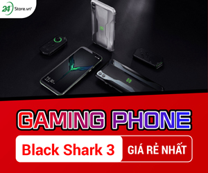 black shark 3 gia re tại 24hStore